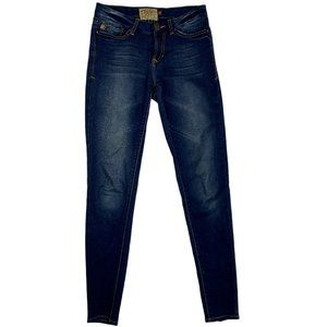 Dear John Denim Skinny Jeans 46-056 26x28 Low Rise